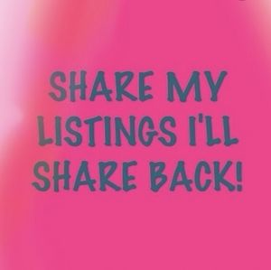 Share my listings and I will share yours